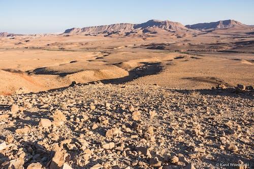 Foto profissional grátis de deserto, natureza