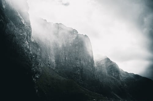 Free stock photo of adventure, cliff, dramatic