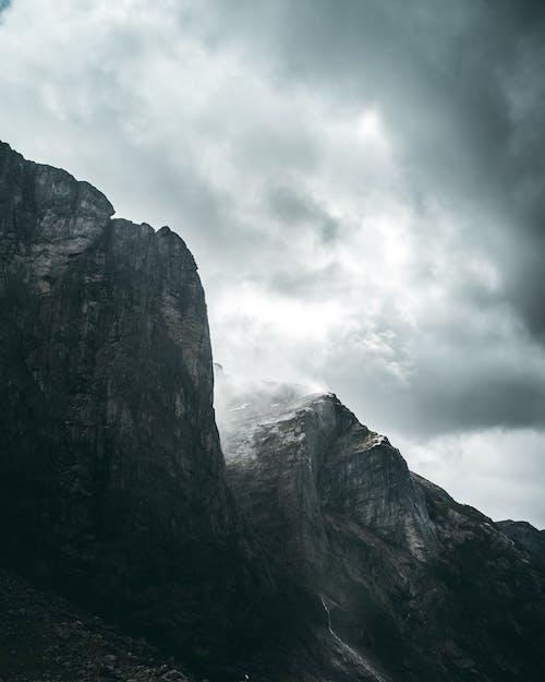 Gratis stockfoto met berg, dal, dal noorwegen, fjord