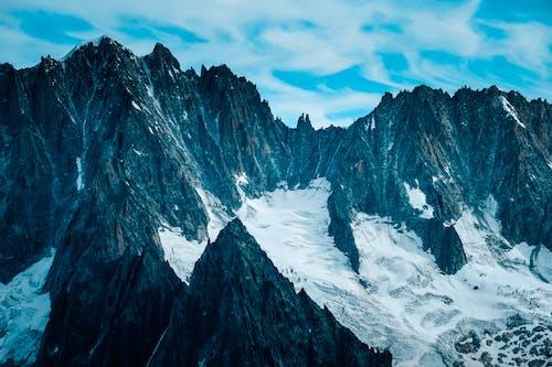 buz, dağ, dağ doruğu, doruk içeren Ücretsiz stok fotoğraf