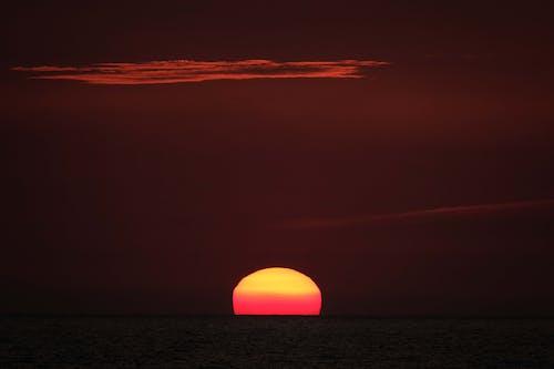 Ingyenes stockfotó alkonyat, ég, hajnal, háttérvilágítás témában