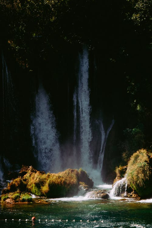 Photo Of Waterfalls During Daytime