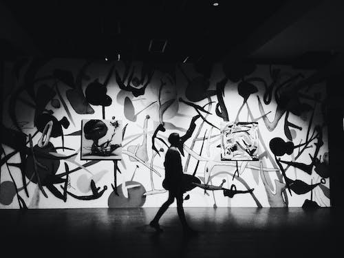 Kostenloses Stock Foto zu abstrakt, abstrakten hintergrund, abstrakter expressionismus, artsy