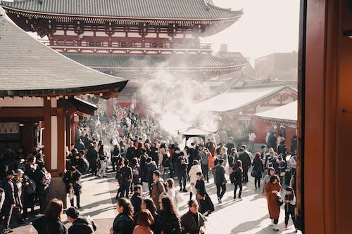 Imagine de stoc gratuită din aglomerație, Japonia