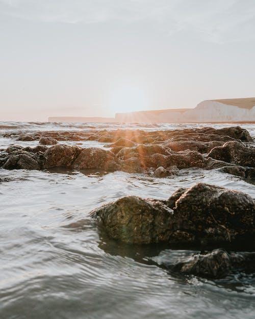 Foto d'estoc gratuïta de mar, natura, oceà, paisatge marítim