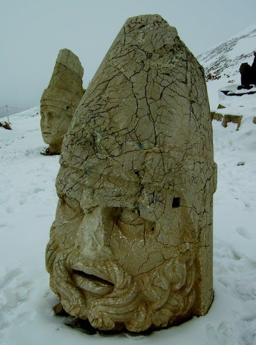 감기, 건축, 겨울, 경치의 무료 스톡 사진