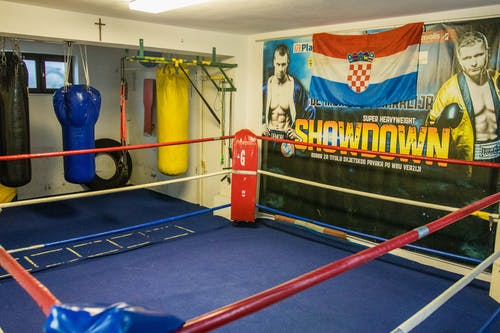 Free stock photo of boxing, boxing club, boxing ring