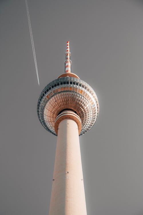 Fotobanka sbezplatnými fotkami na tému anténa, architektúra, arquitectura, Berlín
