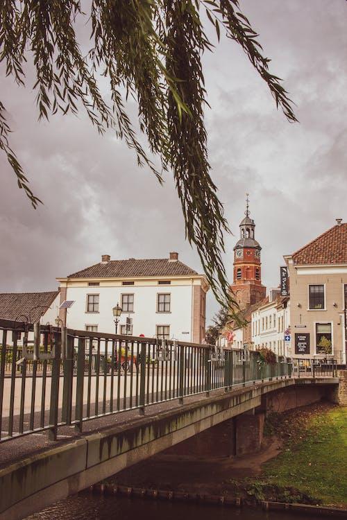 Immagine gratuita di centro storico, chiesa, cittadina