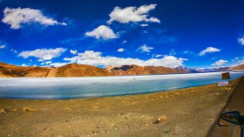 Fotobanka sbezplatnými fotkami na tému GoPro, hora, India, jazero