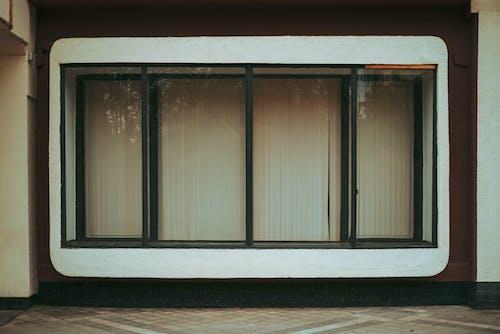 Kostnadsfri bild av arkitektonisk design, arkitektur, glasfönster, hus