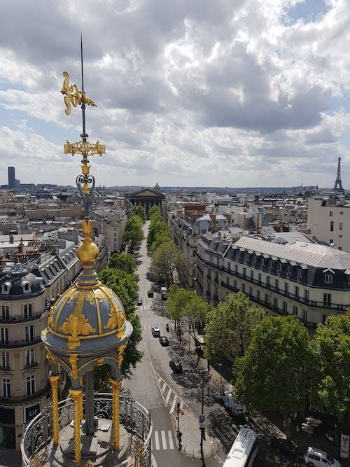 거리, 도시, 파리, 파리지앵의 무료 스톡 사진
