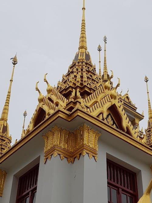 불교 사원의 무료 스톡 사진