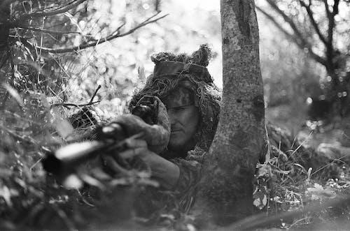 겨누다, 군대, 군사, 군인의 무료 스톡 사진