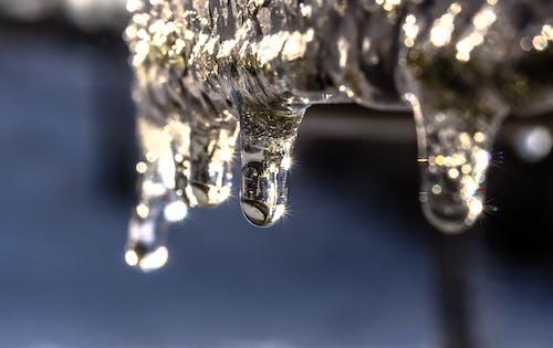 Foto d'estoc gratuïta de aigua, aixeta, amb gas, brillant