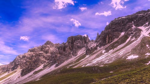 Kostenloses Stock Foto zu berg, felsiger berg, himmel, landschaft