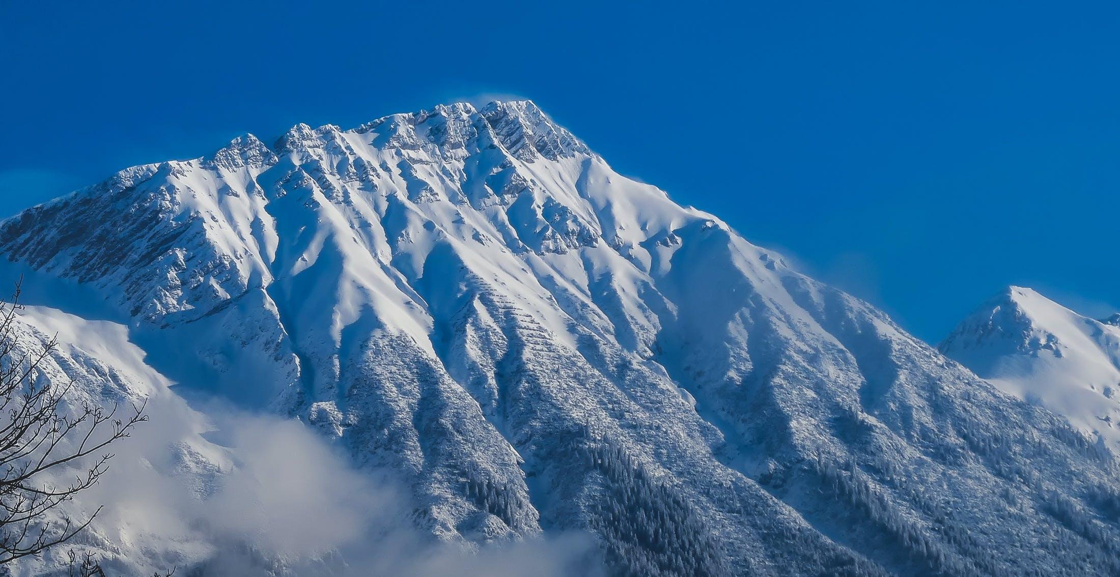 คลังภาพถ่ายฟรี ของ ธรรมชาติ, ภูมิทัศน์, ภูเขา, ยอดเขา