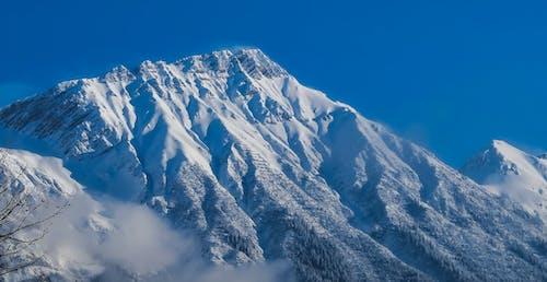 コールド, 冬, 山, 山頂の無料の写真素材