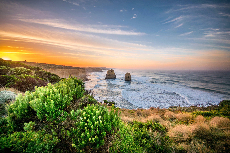 Free stock photo of beach, landscape, morning, nature