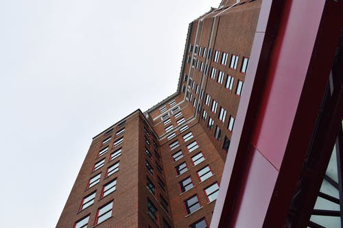 向上, 抬頭, 旅館, 水牛 的 免費圖庫相片