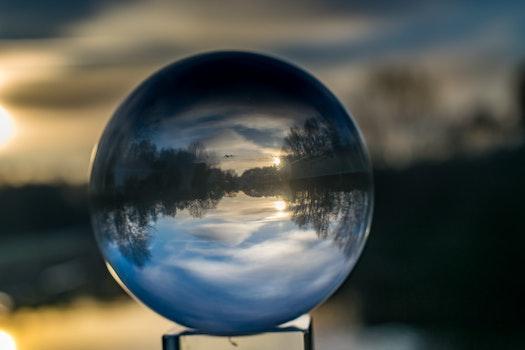 Free stock photo of light, sky, sunset, water