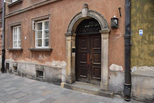 Free stock photo of door, old door