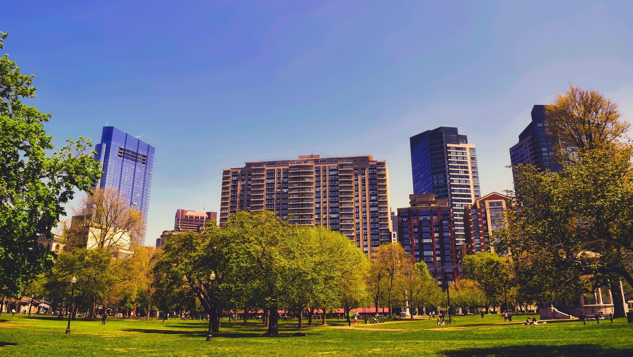 Бесплатное стоковое фото с hdr, архитектура, горизонт, город