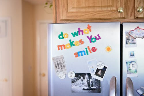 Free stock photo of happy, magnets, refrigerator