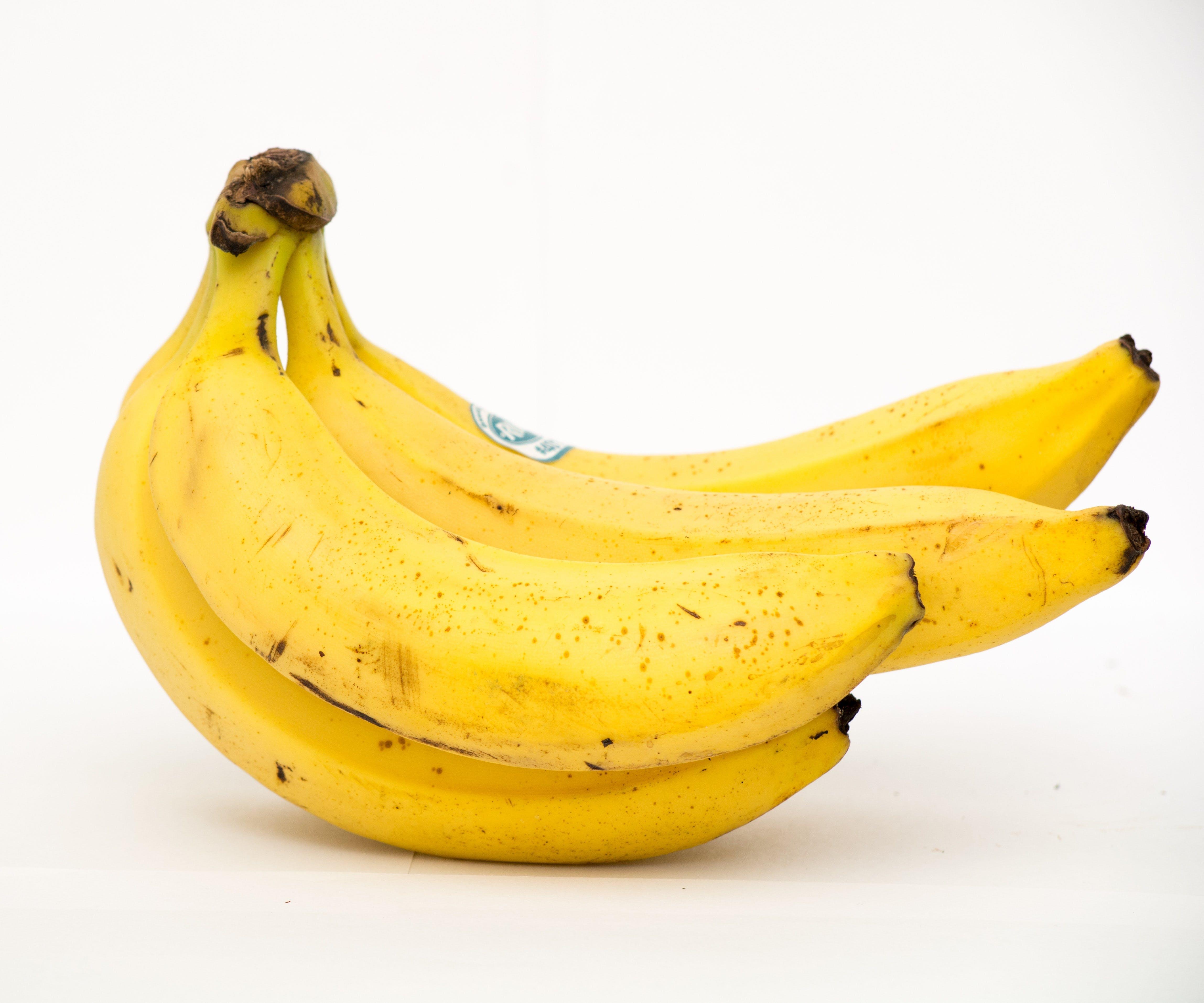 Free stock photo of healthy, yellow, banana, fruit