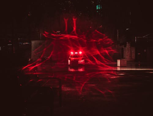Free stock photo of alarm, car, carlight, dark