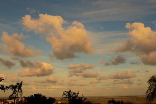 Gratis arkivbilde med blå himmel, himmel, natur, skyer