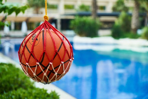Бесплатное стоковое фото с активный отдых, баскетбол, баскетбольная корзина, бассейн