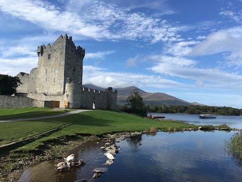 Photos gratuites de fermer à clé, vieux château
