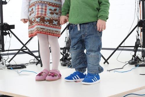 Photos gratuites de chaussures pour bébé, enfants