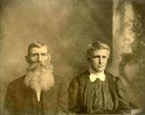 couple, senior, grandfather