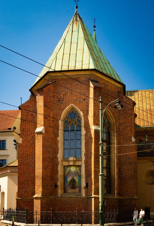 Бесплатное стоковое фото с krakow, Архитектурное проектирование, Архитектурный, архитектуры