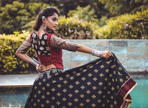 アダルト, アフマダーバード, インド, おしゃれの無料の写真素材