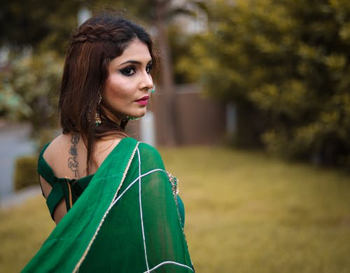 Free stock photo of ahmedabad, asian female, beautiful, brown hair