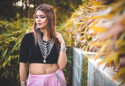 Free stock photo of ahmedabad, asian female, beautiful, black