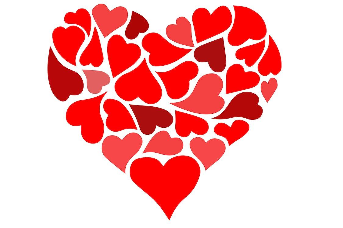 heart, love, romantic