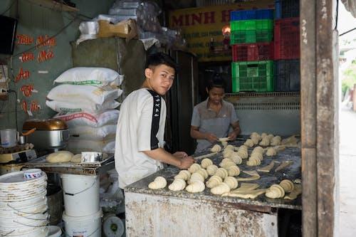 Free stock photo of asian guy, asian men, asiatic, baker