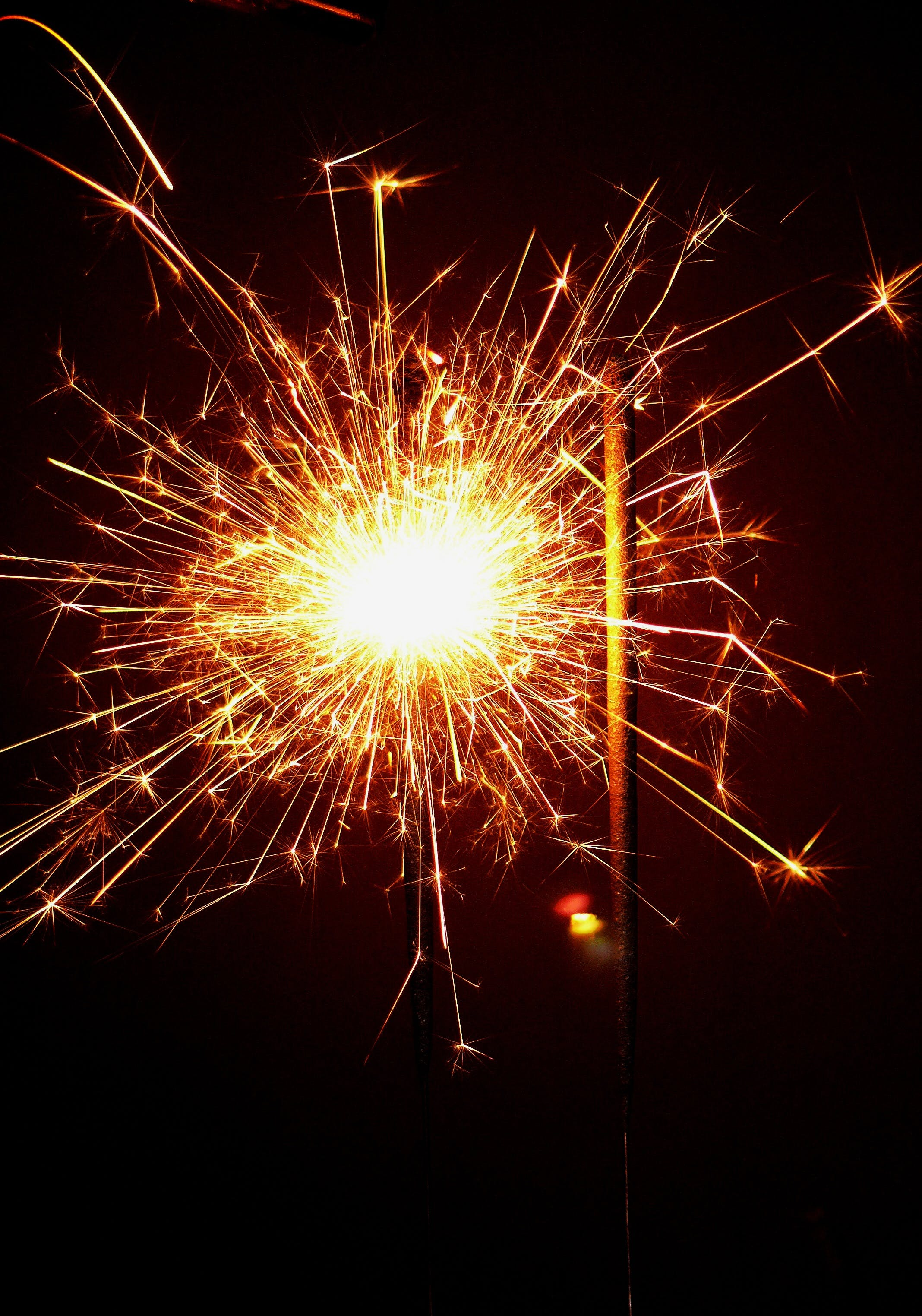 Free stock photo of light, party, fire, new year's eve