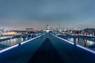 city, landmark, water
