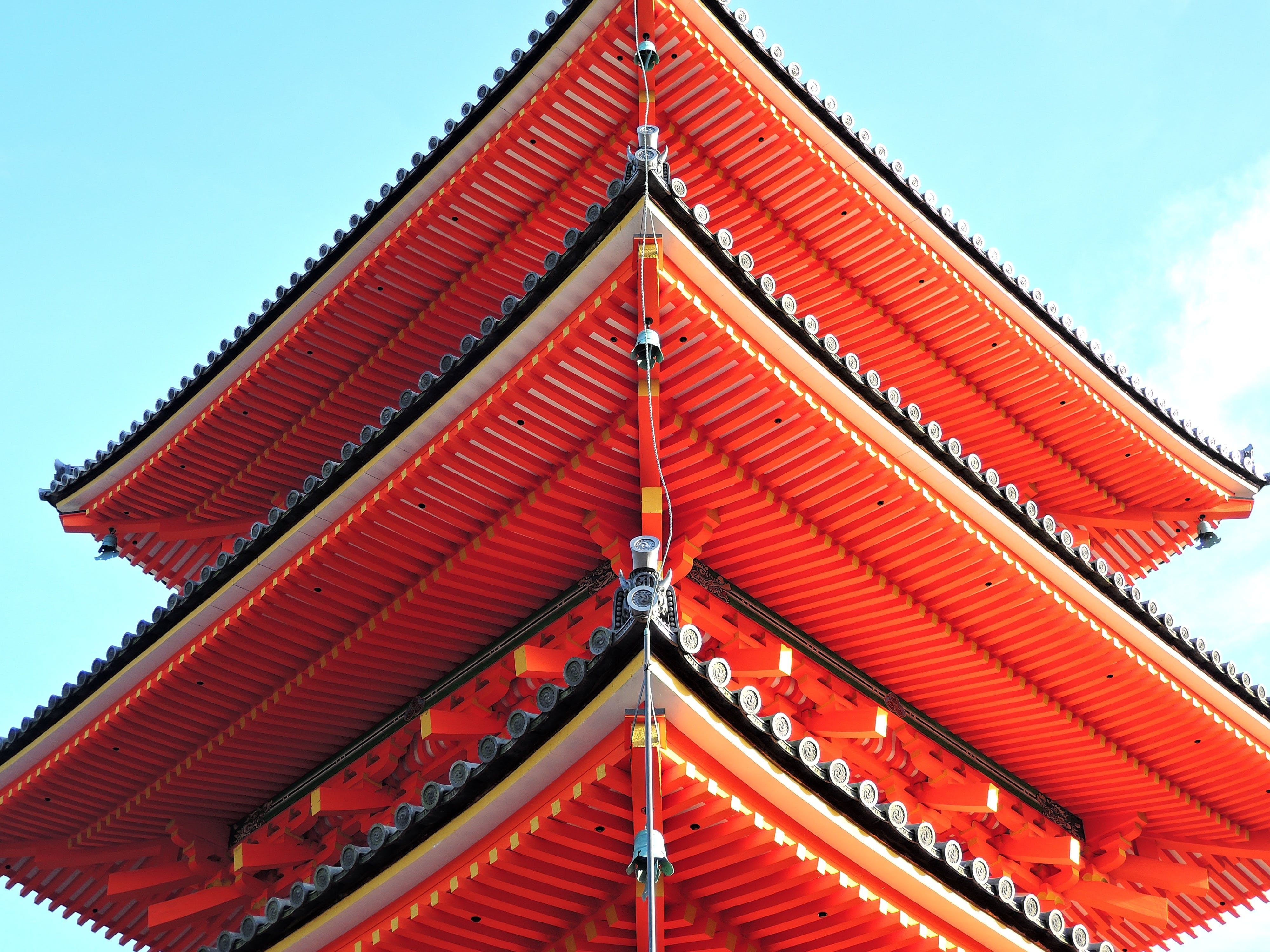 Free stock photo of festival, temple, japan, kyoto