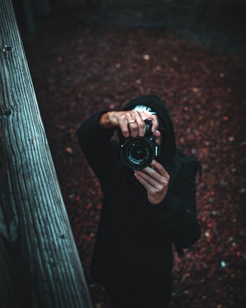 Fotobanka sbezplatnými fotkami na tému clona, človek, dômyselný prístroj, dospelý
