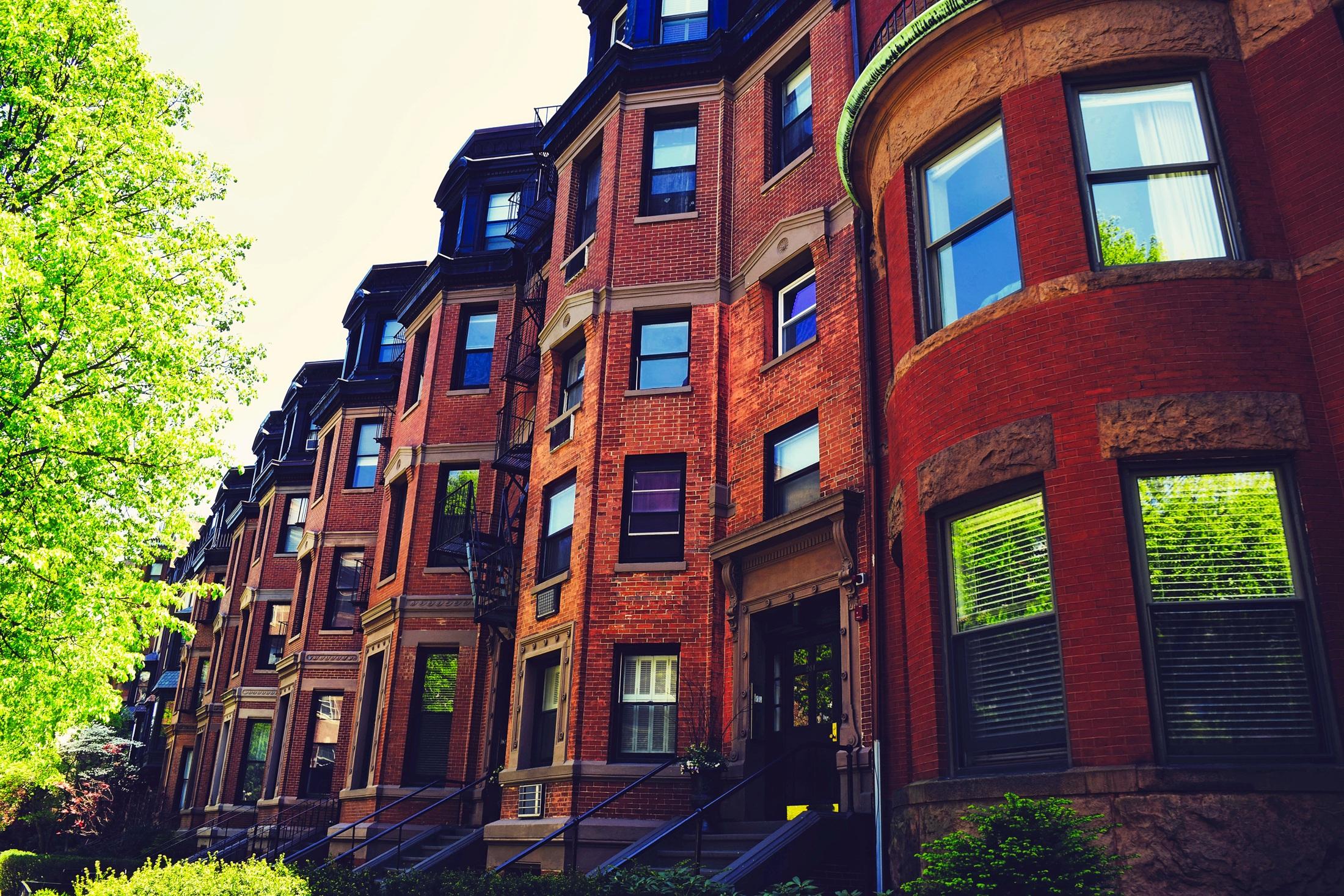 Free stock photo of city, houses, landmark, street