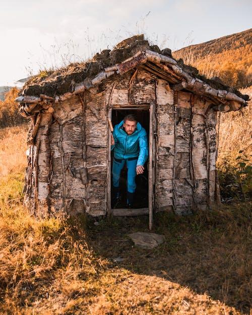 Photo Of Man Inside Cabin