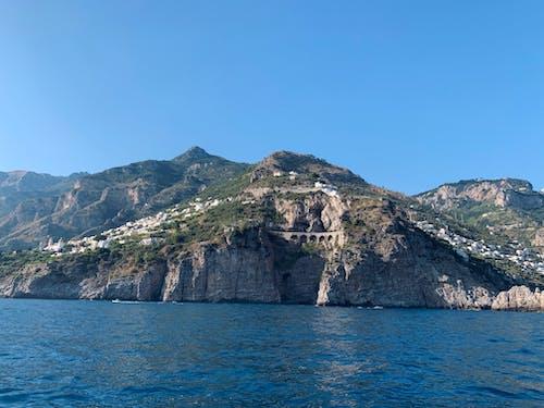 Бесплатное стоковое фото с амальфитанское, архитектура, берег, береговая линия
