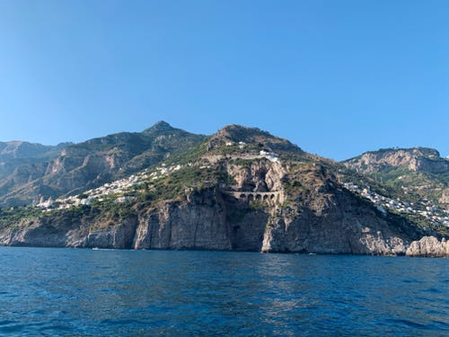 Free stock photo of amalfi, amalfi coast, architecture, blue