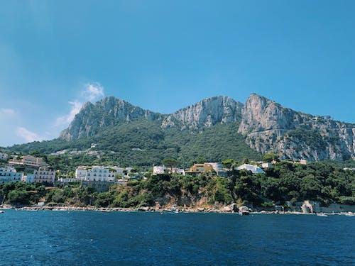 Ảnh lưu trữ miễn phí về amalfi, biển Địa Trung Hải, bờ biển Amalfi, capri